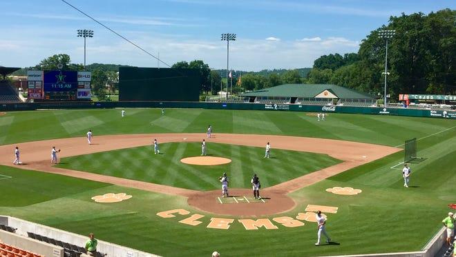 Vanderbilt vs. St. John's at Clemson Regional