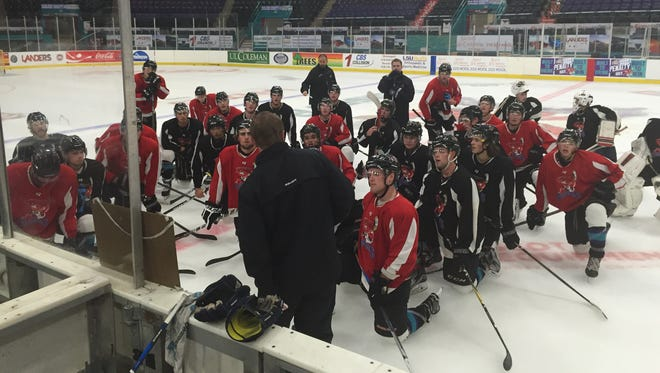 The Shreveport Mudbugs made significant cuts Tuesday as the 2017-18 season draws near.