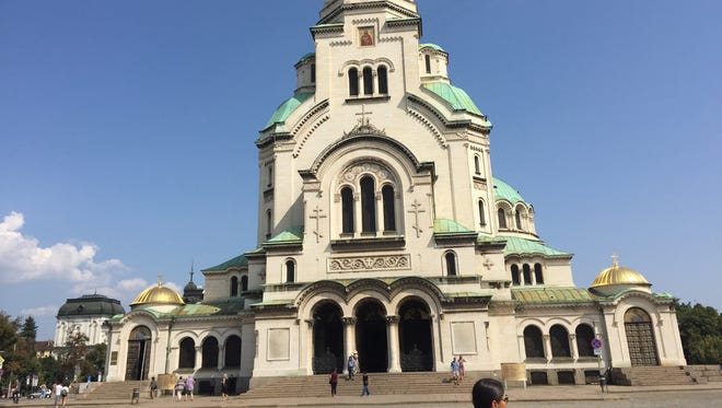Alexander Nevsky Cathedral is the second-largest Eastern Orthodox church in Europe.