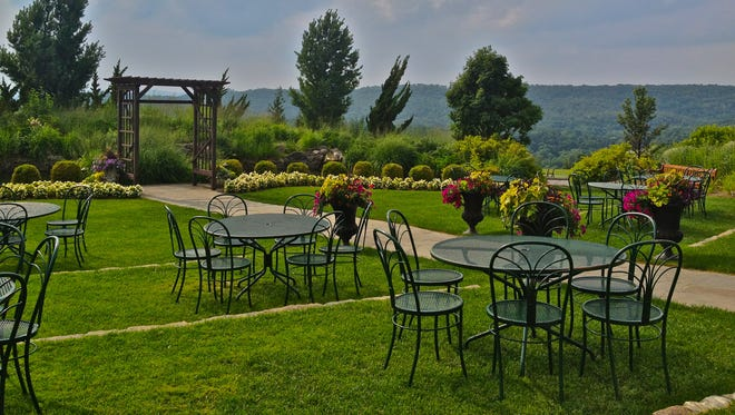 Grand Cascades Lodge hosts many anniversaries, birthdays and other events.