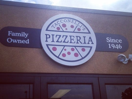 One of the recent businesses to open in Maple Shade is Tacconelli's Pizzeria.