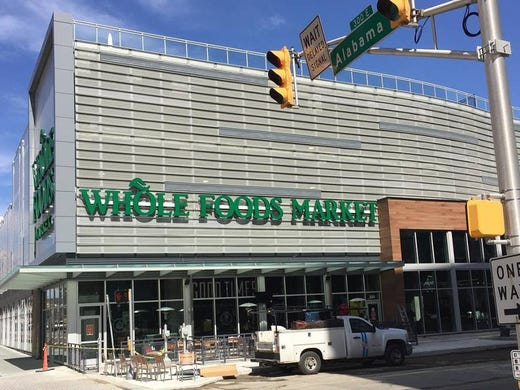 Whole Foods Indianapolis Downtown