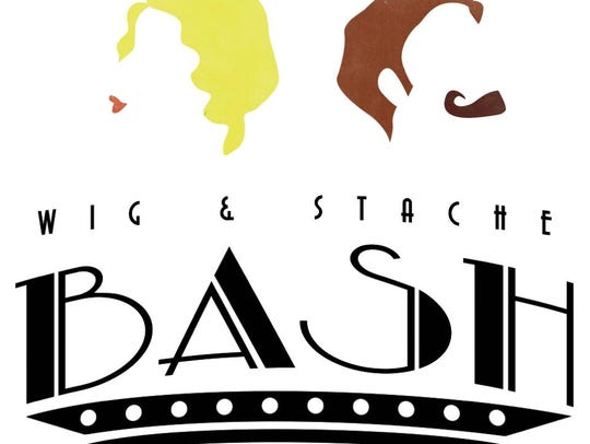 The Wig & Stache Bash will take place Friday night.