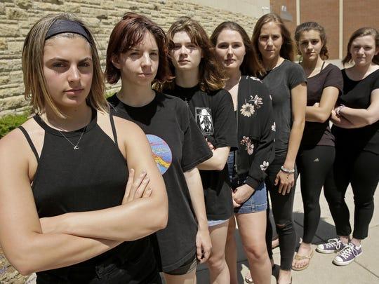 Schoolhouse Sex Assault Fighting Back (3)