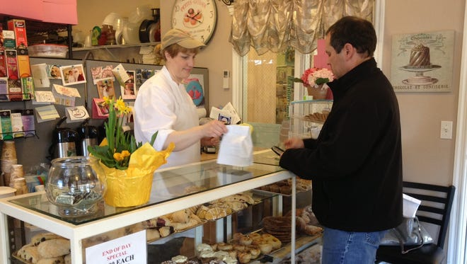 Pure Decadence Pastries, located at 4740 Liberty Road S, scored a perfect 100 on its semi-annual inspection Jan. 10.