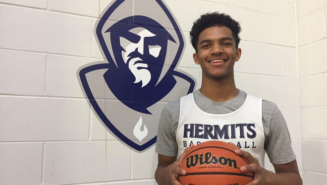 Charles Solomon's family has had a lot of athletic success, but the St. Augustine junior is beginning to make his own name on the hardwood.
