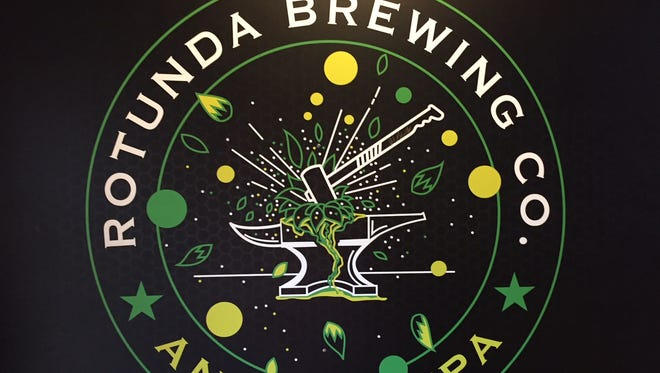 Rotunda Brewing Company, located in Annville, recently underwent an expansion and is now able to produce a lot more of its flagship beer, Annville IPA.