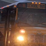 Snowfall is delaying some local school districts Monday.
