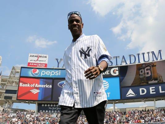 USP MLB: TAMPA BAY RAYS AT NEW YORK YANKEES S BBA USA NY