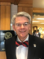 Second Circuit Court of Appeal Judge Jay McCallum qualified for re-election Wednesday.