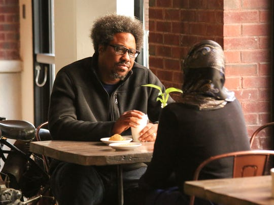 United Shades of America W. Kamau Bell sits down over coffee with Rima Meroveh, a Dearborn Muslim woman, to discuss Hijabs and life for Muslim women in America.