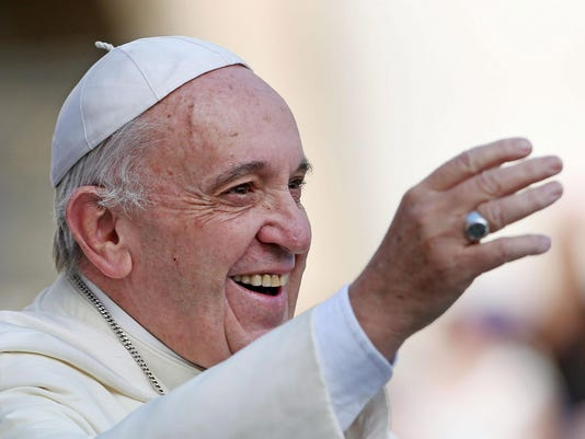 Pope Francis Wednesday Angelus Prayer