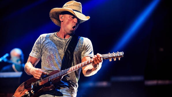 Kenny Chesney returns to Miller Park June 18 for the Spread the Love tour, also featuring Miranda Lambert, Little Big Town and Old Dominion.