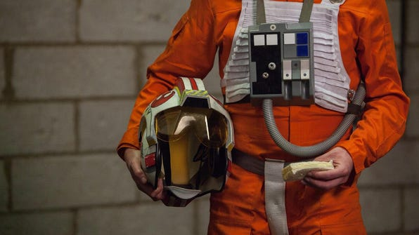 """Extras and cast members from the original """"Star Wars"""" share their stories in the documentary """"Elstree 1976."""""""