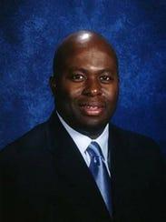 Dexter Suggs, superintendent of the Little Rock School