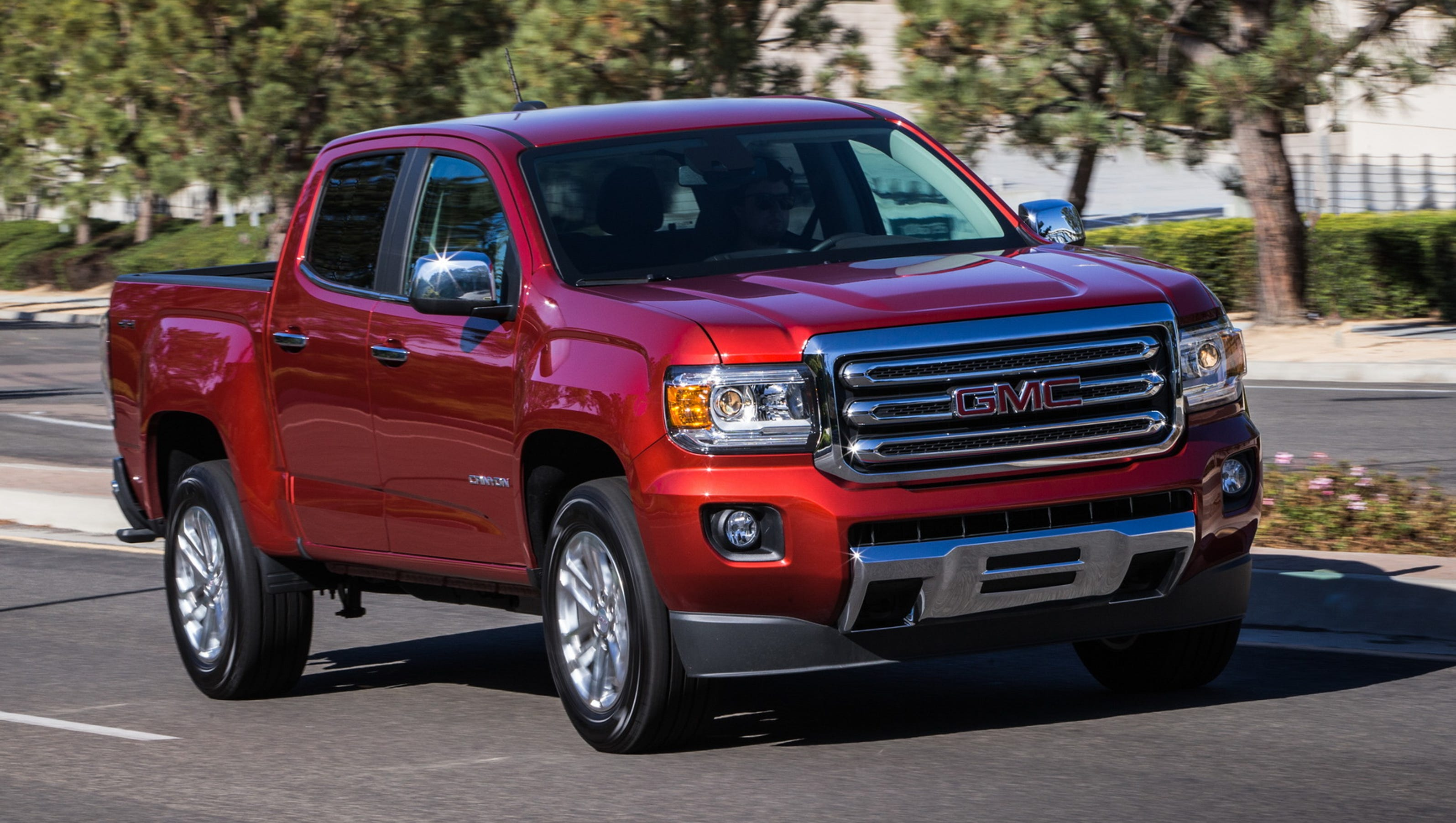New Truck Better Thinking 2015 Gmc Canyon Pickup Truck