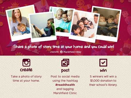 Share a photo of story times