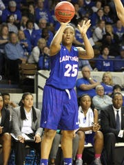 Tennessee State's Jayda Johnson averages 15.6 points