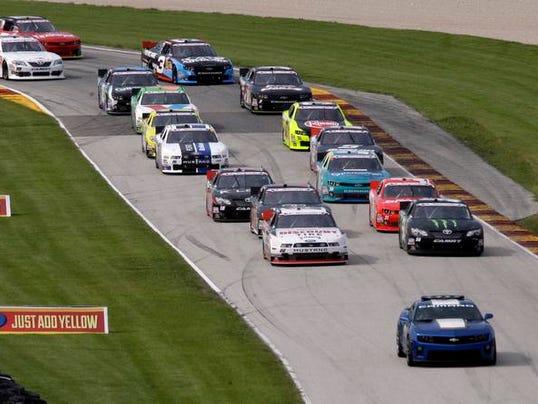 Nascar no past winners in field at road america for Bennett motors great falls mt
