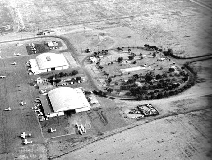Tempe History When German Pows Escaped From Papago Park