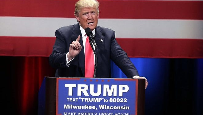 Will Donald Trump make a sustained advertising effort in Wisconsin this year? Experts say it's up to Republicans to expand the map and try to put Wisconsin in play.