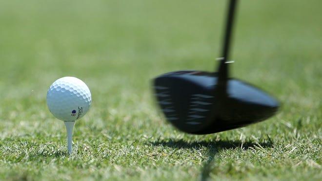 Oakland defeated Stewarts Creek during a high school golf match on Wednesday.