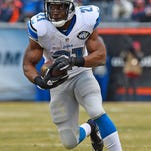 Reggie Bush, who turns 30 next month, played just 11 games last year and finished with 297 yards rushing, the second lowest total of his career.