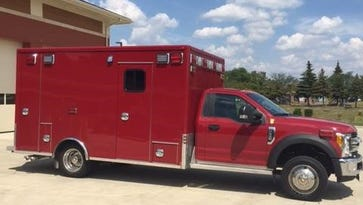 Need an ambulance? Expect a smoother ride from Westland's new EMS vehicles