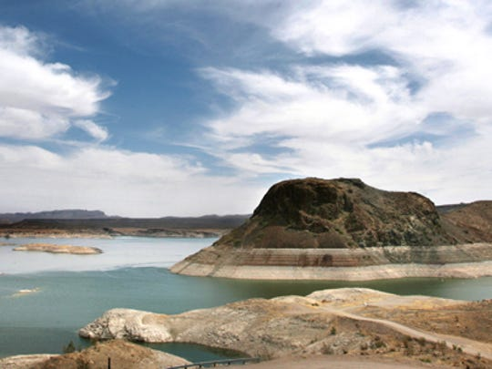 Elephant Butte Lake