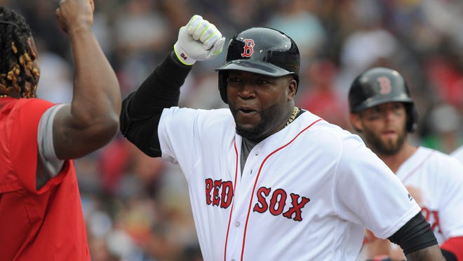 David Ortiz is playing in his final All-Star Game.
