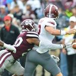 Mississippi State safety Brandon Bryant makes his Egg Bowl debut on Saturday.