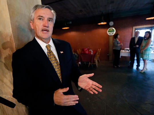 AP Mississippi Primaries Senate