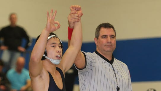 Putnam Valley's Satoshi Abe defeated Pearl River's