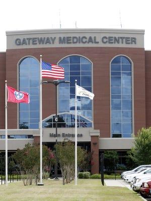 Gateway Medical Center on Dunlop Lane.
