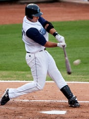 Jimmy Van Ostrand played for the Hooks from 2008-11. He is a peak performance coach in the Seattle Mariners' minor-league system.