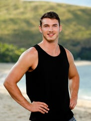 Knoxville native Michael Yerger will compete on the