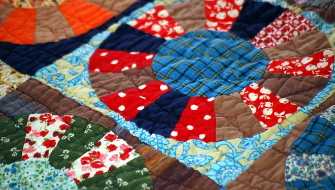 The Red River Quilters Guild will meet Monday at Our Lady Queen of Peace Church.