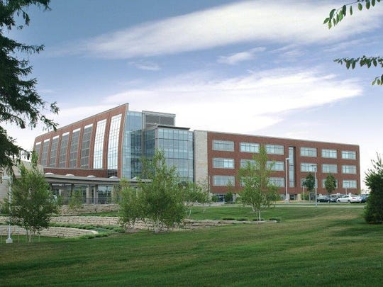 Ministry Saint Clare's Hospital in Weston is one building that showcases the work of Custom Glass Products of Weston.