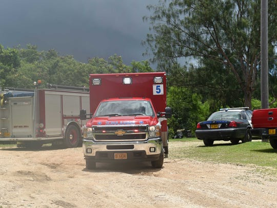 The Guam Fire Department is looking to increase ambulance fees up to the Medicare rates so they're able to get full reimbursements. Currently the fire department charges $195 for emergency runs and $95 for non-emergency runs. Medicare allowable rates are about $450 to $500 according to Assistant Fire Chief Daren Burrier