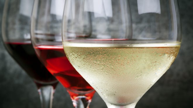 Researchers found that moderate wine drinking may benefit kidney health.