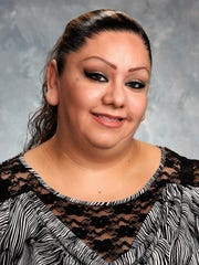Yadira Beltran, new resident commissioner for the El Paso Housing Authority.