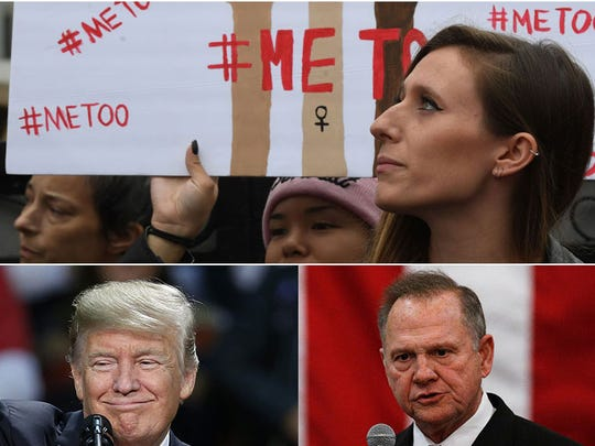 The #MeToo movement took America by storm in 2017.