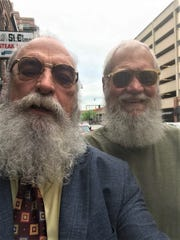 It's a Beard Thing – While standing outside the Spoke