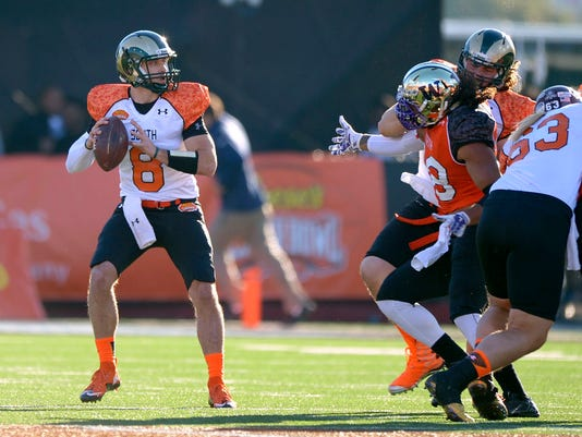NCAA Football: Senior Bowl