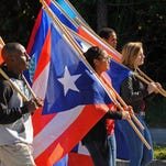 The annual United Third Bridge Puerto Rican Day Parade was held in Palm Bay on Sunday, Nov. 2, 2014.