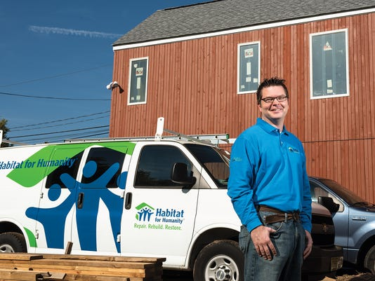 People to Watch in Health - Kevin Blanchard, Habitat for Humanity of Bergen County
