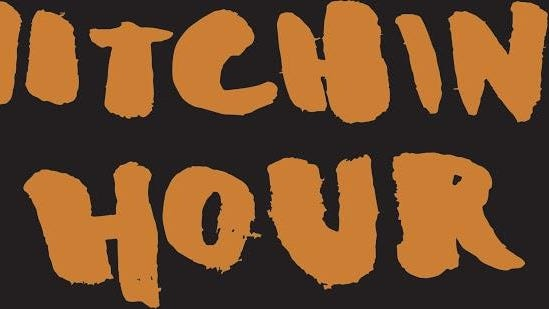 The Witching Hour festival's logo.