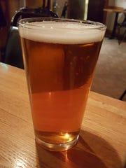 The Pumpkin Ale ($5/pint) from High Desert Brewing Co.