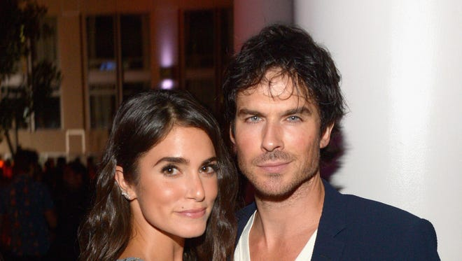 Nikki Reed and Ian Somerhalder have welcomed their first child together, a baby girl, on July 25.