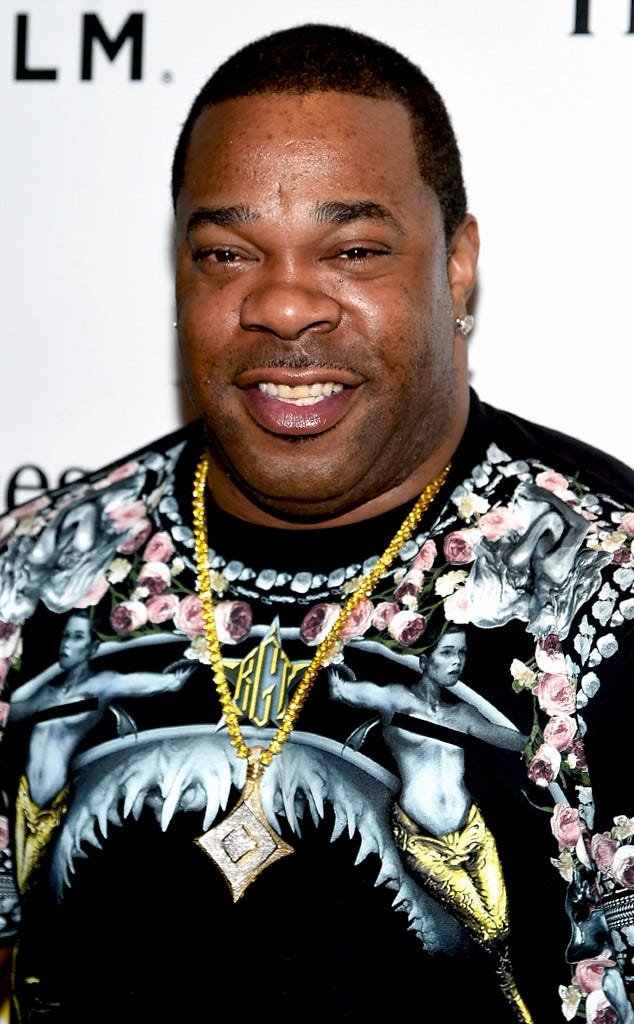 Busta official rhyme site